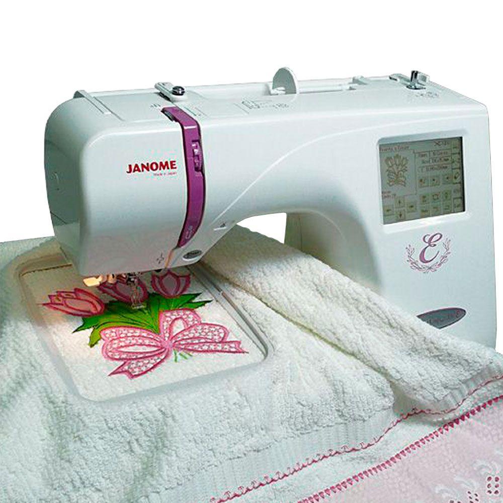 Вышивальная машина с созданием своей вышивки 621
