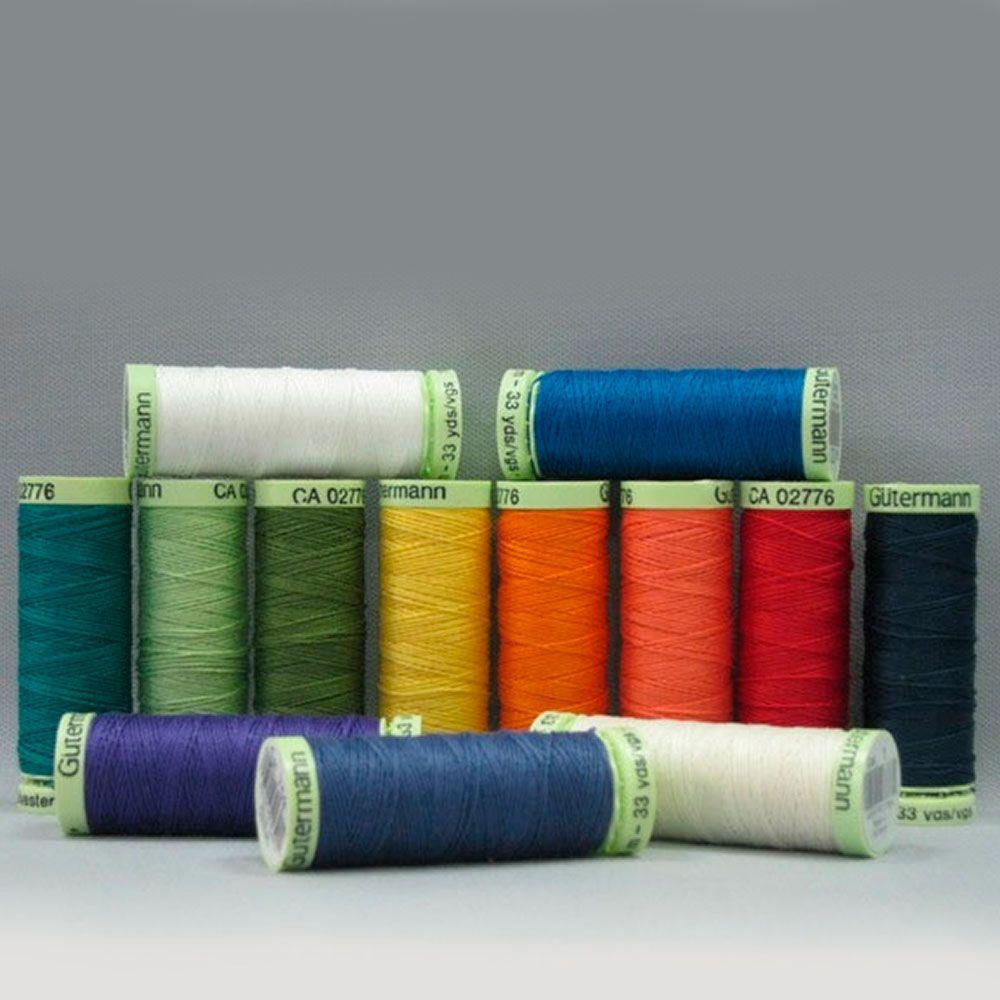 Немецкие нитки шитья