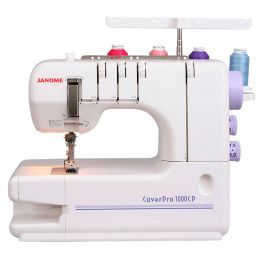 Распошивальная машина Janome Cover Pro 1000CP (Cover Pro II)